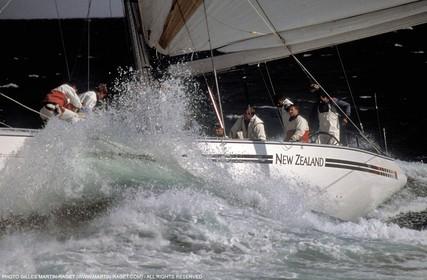 America's Cup, Fremantle 1987, Kiwi Magic