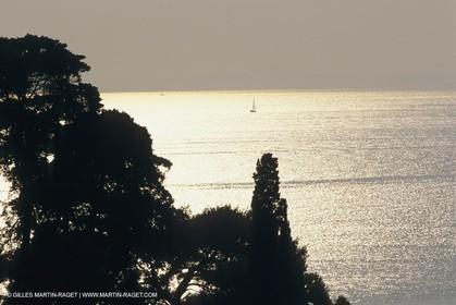 France, Provence, Côte d'Azur shores,