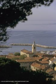 France, Provence, Marseille, quartiers, L'Estaque