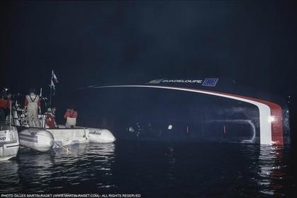 Sailing, Yacht Racing, America's Cup XXIX, San Diego (USA,CA), 1995, France 2-3