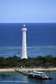 Destinations - South Pacific Ocean - New Caledonia - Amédée Island