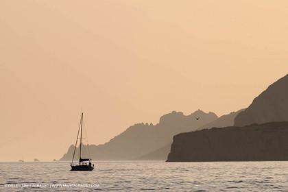06 05 2009 - Marseille (FRA, 13) - Les Calanques - near Castelviel cliffs bottom