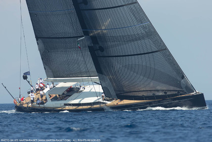 08 06 2016, Porto Cervo (ITA, Sardinia), Loro Piana Super Yachts Regatta, Race Day One, P2