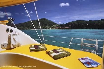 Privilege 585 - Matira - Martinique