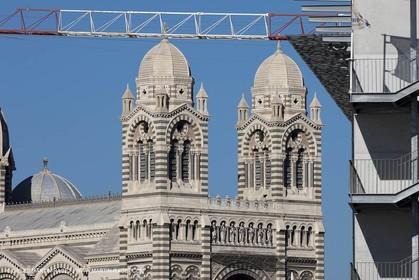 14 09 2012 - Marseille (FRA,13) - MUCEM Museum under works