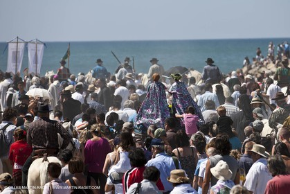 Gipsies gathering - Saintes Maries de la mer