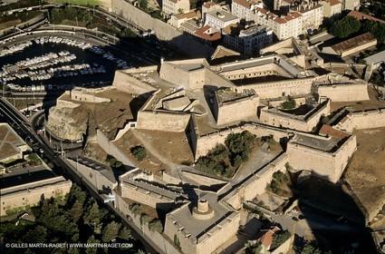 Marseille (Fra,13) - Saint Nicolas fortress
