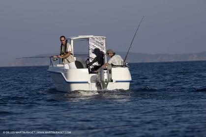 19 06 2008 - Le Lavandou (FRA,83) - Honda Marine 4 stroke outboard engines 2008 line