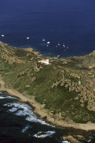Corsica - Sanguinaires islands