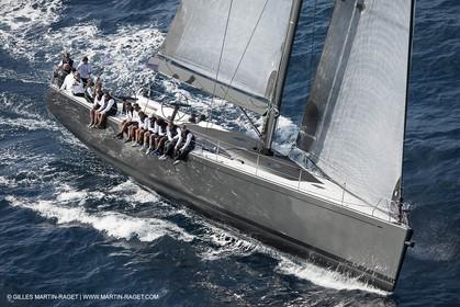 02 10 2010 - Saint Tropez (FRA,13) - Voiles de Saint Tropez 2010 - Carbon Arrow