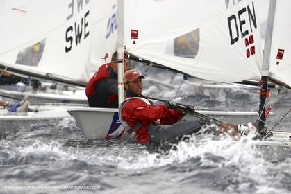 2003 Hyeres Sailing Week (SOF) - Laser