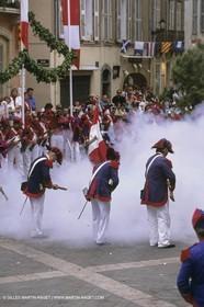 France, Provence, Saint-Tropez, la Bravade