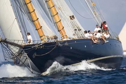 01 10 2006 - Saint Tropez (Fr) - Voiles de Saint Tropez 2006 - Yacht Club de France Cup