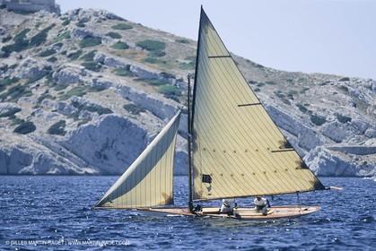 Marseille, Voiles du Vieux Port, le Lézard