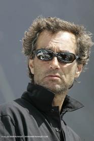 2004 Atlantic record attempt - Orange II back in La Baule - Bruno Peyron