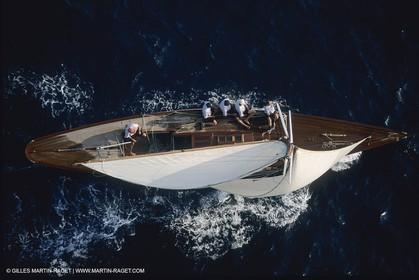 Classic yachts, 8 m JI, Aile VI