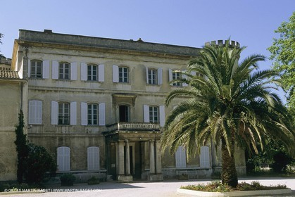 Marseille historical heritage (check keywords for more infos), Chateau de la Reynarde
