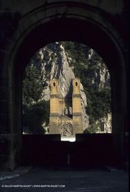 Aix en Provence - Mirabeau bridge