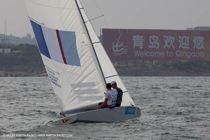 15 08 2008 - Qingdao (CHN) - 2008 Olympic games - Day 7