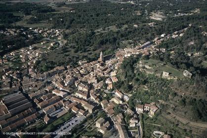France, Provence, Pays d'Aix en Provence, Rognes