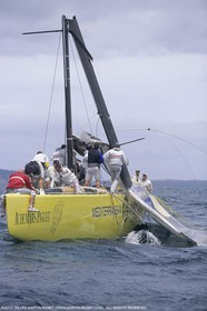 Yacht racing, 30th America's Cup 2000, Auckland (NZL),