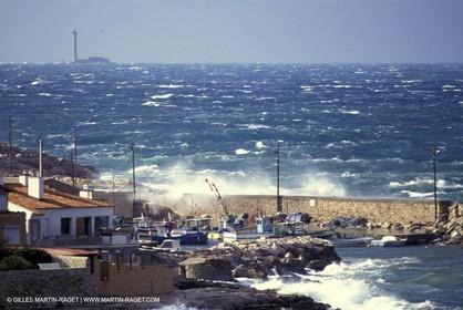 Marseille - Madrague harbour