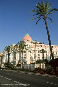 France - Côte d'Azur - Nice - Negresco Hotel
