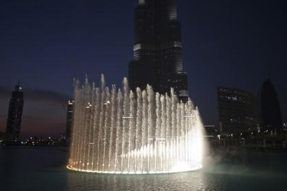 21 11 2010 - Dubai (UAE) - Dubai - Burj Dubai building