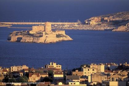 Marseille - Chateau d'If - Frioul Island