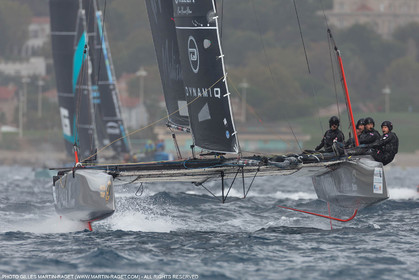 14 10 2016, MARSEILLE (FRA,13), GC32 Racing Tour, Day 1