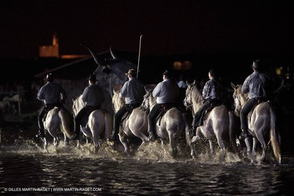 11 07 2010 - Les Saintes Maries de la Mer (FRA,13) - Evocation du Marquis de Baroncelli