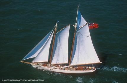 America - Classic yachts
