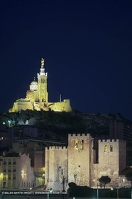 Marseille (FRA,13) - Religious and public heritage