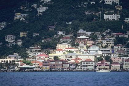 Sailing, cruising destinations, west Indies, USVI, St Thomas
