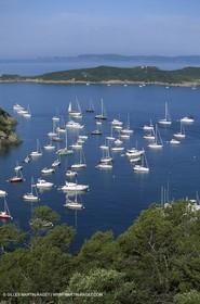 Hyeres UIsland - Port-Cros Island