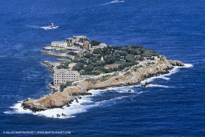 Bandol (Fra,83) - Bendor island