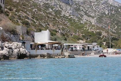 29 07 2009 - Marseille (FRA, 13) - Les Calanques - Sormiou