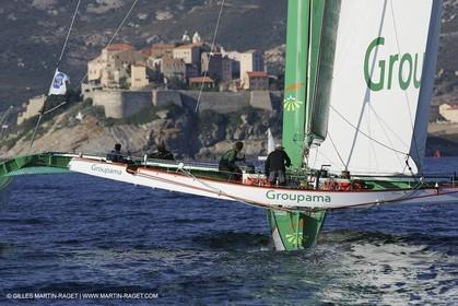 Corsica Grand Prix - Round Corsica Race - Groupama