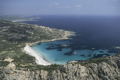 France, Corse, Rocapina Bay