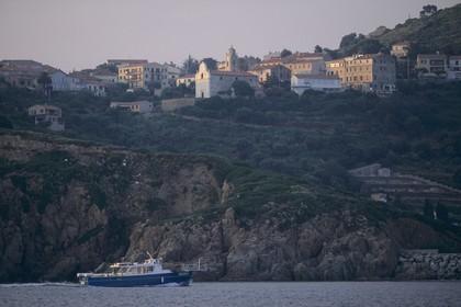 France, Corse, Cargèse.