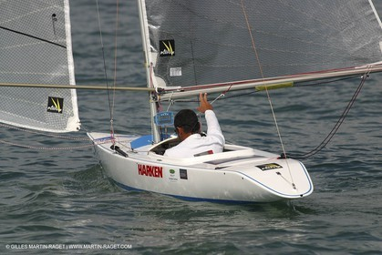 2004 Hyeres Sailing Week (SOF) - 2.4 Parlympic