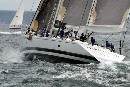 Sailing, Super Yachts, Maricha III
