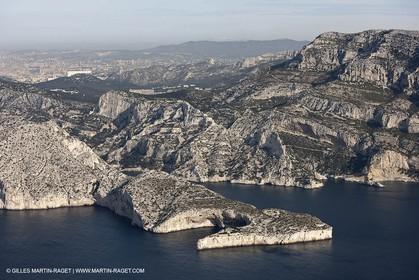 10 03 2009 - Marseille (FRA, 13) - Les Calanques - Morgiou