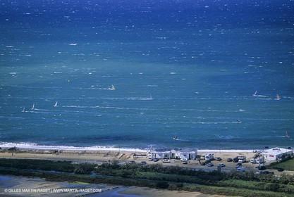 Hyères (FRA,83) - Prequ'île de Giens, Almanarre beach