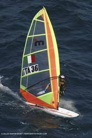 2004 Hyeres Sailing Week (SOF) - Mistral Men