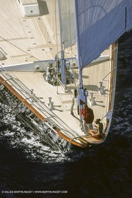 Sailing, Cruising, Super yachts, Atmosphère, Perrini Navi