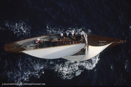 Classic Yachts, 8 m