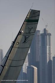 18 11 2010 - Dubai (UAE) - Dubai Louis Vuitton Trophy -  BMW ORACLE Racing Vs Mascalzone Latino