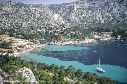 Marseille - Calanques - Sormiou - Port Pin