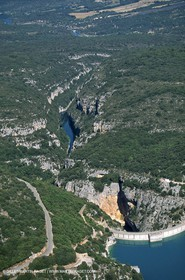 Verdon Barrage